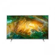 Телевизор Sony KD-49XH8077, 49 (3840x2160), Edge LED, 4K HDR Processor X1, Triluminos, XR 400Hz, Wi-Fi, Bluetooth, KD49XH8077SAEP