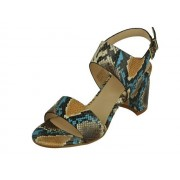 Gosh Gosh trendy open Pump - hippie snake - Size: 38