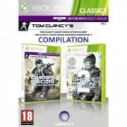 Joc Tom Clancy s Ghost Recon Future Soldier And Advanced Warfighter 2 Xbox360