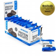 Myprotein Bolacha Proteica - 10 x 30g - Pack - Chocolate and Cream