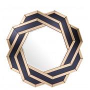 Oglinda eleganta de LUX diametru 90cm Mulini HZ