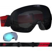 Salomon S/Max Black-Red/Solar Black 20/21