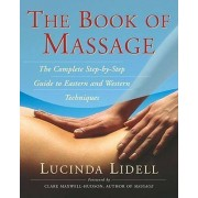 The Book of Massage by Lucinda Lidell