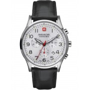 Ceas barbatesc Swiss Military Hanowa Patriot 06-4187.04.001 Cronograf
