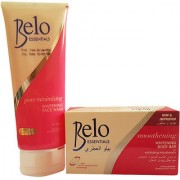 Belo Essentials Skin Whitening Body Bar Soap And Face Wash