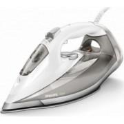 Fier de calcat Philips Azur Steam GC4901/10 Talpa Ceramica SteamGlide 2800 W 50 g/min Alb