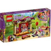 Set de constructie LEGO Friends Spectacolul din Parc al Andreei
