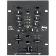 IMG STAGELINE MPX-1 BK Mesa de mezcla 2 canales, negro