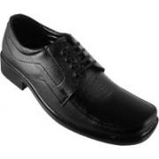 Action Black Fashion Line FD1404 Lace Up Shoes For Men(Black)