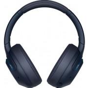 Casti Stereo SONY WH-XB900NL, Bluetooth, NFC, Over-Ear, Microfon, Noise Cancelling, Extra BASS (Albastru)