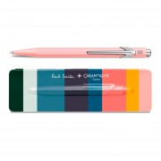 Bolígrafo Caran D´Ache 849 Paul Smith Limited Edition Rose Pink 0849.071