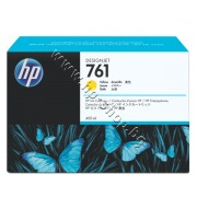 Мастило HP 761, Yellow (400 ml), p/n CM992A - Оригинален HP консуматив - касета с мастило