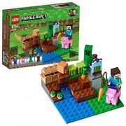 Lego (Lego) Mine Craft Watermelon Field 21138