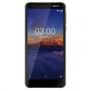 9301010717 - Mobitel Nokia 3.1 Dual SIM, crni