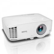 Видео проектор BenQ MH606, DLP, 1080p (1920x1080), 3500 ANSI Lumens, 10000:1, VGA, HDMI, MHL, RCA, Speaker, 3D Ready, Бял, 9H.JGX77.13E