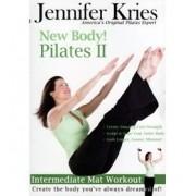 Sissel DVD Jennifer Kries New Body! Pilates II, inglese