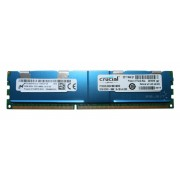 Memory RAM 1x 32GB Crucial ECC LOAD REDUCED DDR3 1866MHz PC3-14900 LRDIMM | CT32G3ELSDQ4186D.36DED