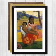 """ART Gerahmtes Poster """"Nafea Faa Ipoipo"""" von Paul Gauguin, Kunstdruck Big Box Art"""