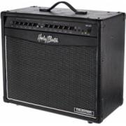 Amplificator Chitara Combo Harley Benton HB-80R 65 W la 8 ohmi 80 W la 4 ohmi negru