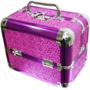Pride Coral to store cosmetics Vanity Box (Purple)