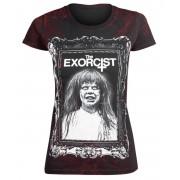 t-shirt hardcore donna - THE EXORCIST - AMENOMEN - OMEN074DA
