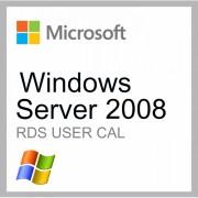 Microsoft Windows Server 2008 Rds/tse User Cal 10 Utilisateurs