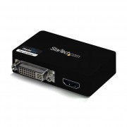 StarTech USB 3.0 naar DVI en HDMI Multi-Monitor
