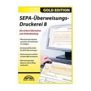 SEPA Uberweisungs Druckerei 8 [German]