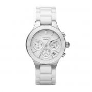 DKNY Zegarek DKNY - Chambers NY4912 White/Silver/Steel