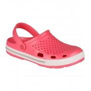 COQUI LINDO Dámské sandály 6413-519 New rouge/Khaki grey 41