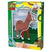 SES Creative Embroidery Horse Set