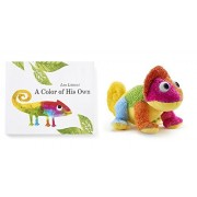 A Color Of His Own Chameleon And Book Set