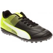 Puma II TT Football Shoes(Black)