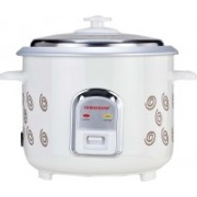 Sowbaghya Annam Electric Rice Cooker(1.8 L, White)