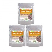 Sugar Badam Diabetes Almonds Sky Fruit Kingfruit Miracle Fruit for Diabetes Weight Loss - 250 gm Pack of 3