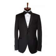 Sacou smoking Slim Fit Gentlemen`s Corner - Connoisseur Windsor - NOU!