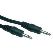 Valueline CABLE-408 3,5mm mono jack audio összekötő kábel 1,2m