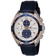 Casio Chronograph Off-White Dial Mens Watch-EFR-539L-7CVUDF (EX306)