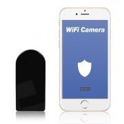 Mini HD WiFi kamera s rotačným objektívom