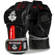 MMA rukavice kožne Bushido