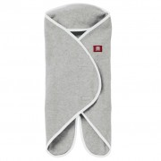 RED CASTLE Wrap Blanket Babynomade Single Fleece Grey