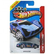 Hot Wheels HW Racing HW Race Team Super Blitzen 107/250
