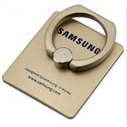 Ring Stand Holder/Mobile Phone Ring Stent/Guard Against Theft Clasp/360 Degree Rotating Metal Ring Holder For any Device