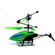 Exceed Induction Type 2-in-1 Flying Indoor Helicopter with Remote for Kids