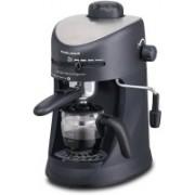 Morphy Richards New Europa Espresso/Cappuccino CM 4 Cups Coffee Maker(Black)