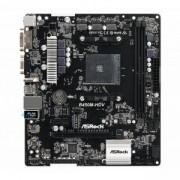 Дънна платка ASROCK B450M-HDV, AM4, Micro ATX, AMD B450, ASR-MB-B450M-HDV
