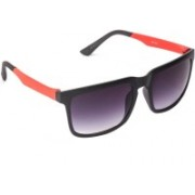 VESPL Wayfarer Sunglasses(Black)