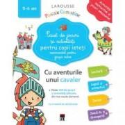 Caiet de jocuri si activitati pentru copii isteti. 5-6 ani grupa mare