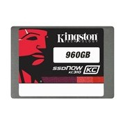 "Kingston SSDNow KC310 960 GB Solid State Drive - SATA (SATA/600) - 2.5"" Drive - Internal"