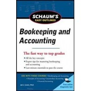 Schaum's Easy Outline of Bookkeeping and Accounting, Paperback/Joel J. Lerner